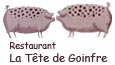Restaurant La Tête de Goinfre Lannion